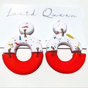Jewelry - Confetti Statement Earrings
